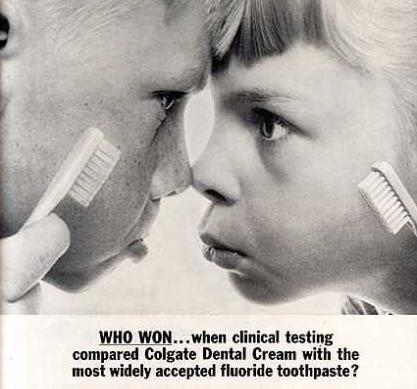 Toothpaste: No SupersizePackaging?